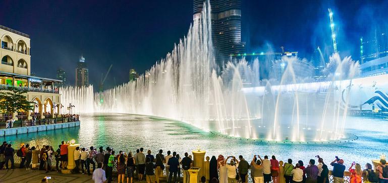 Festive Dubai